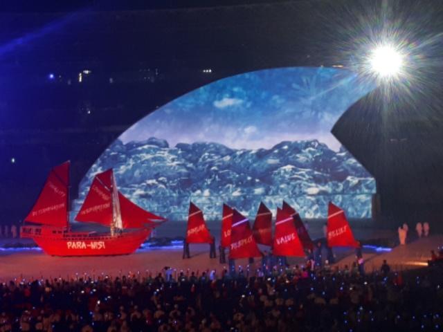 Closing Ceremony Asian Para Games 2018 Digelar di Stadion Madya, Ini Deretan Artis Indonesia yang Memeriahkan