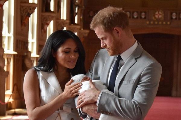 Ini Reaksi Warganet Terhadap Nama Archie Harrison Mountbatten Windsor Putra Meghan Markle Dan Pangeran Harry Womantalk