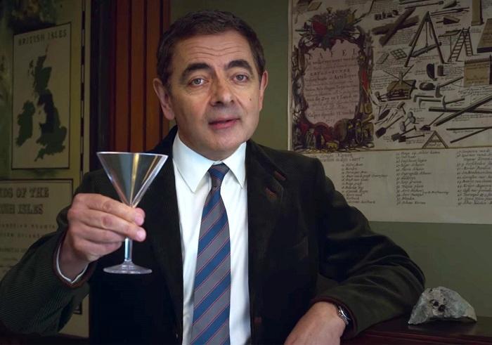 Bernostalgia Dengan Aksi Rowan Atkinson Lewat Film Johnny English Strikes Again Womantalk