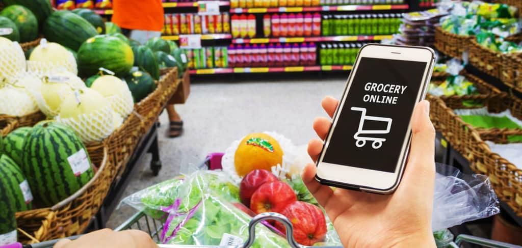 Tren Belanja Kebutuhan Rumah Tangga Beralih ke E-Grocery. Bagaimana Nasib  Pasar Konvensional? - Womantalk