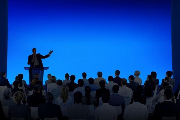 GDP ICON 2018, Seminar Strategi Digital Bertabur Narasumber Lokal dan Internasional