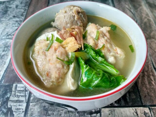Resep Baso Tahu Kuah Womantalk