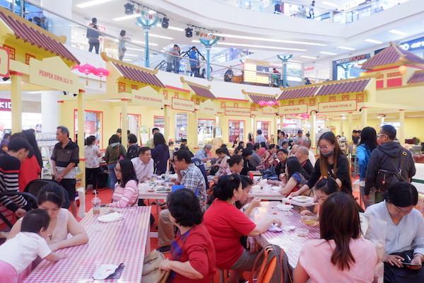 Kulineran Di Festival Kuliner Glodok Mal Ciputra Womantalk
