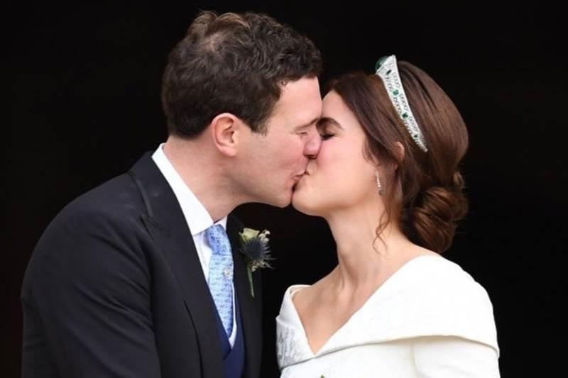 Ini Satu-satunya Alasan Putri Eugenie Tidak Memakai Tudung di Upacara Pernikahannya