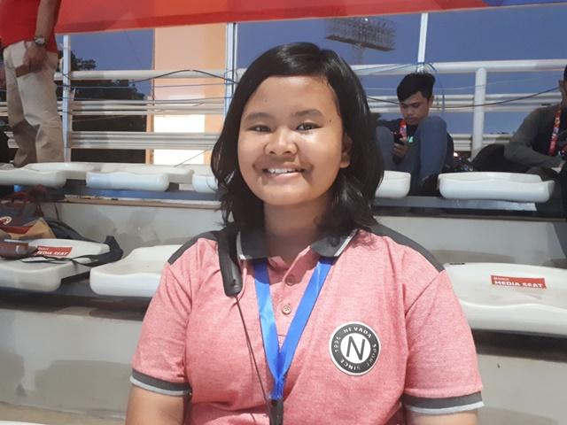 Kisah Haru Temanku Lima Benua yang Melukis Atlet Tunanetra di Asian Para Games 2018