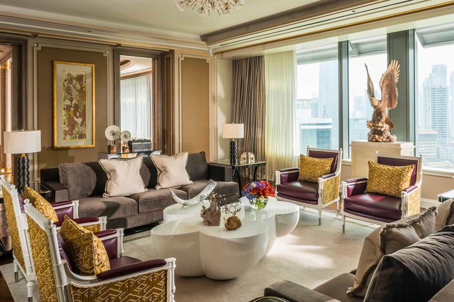 7 Hotel Di Jakarta Yang Sediakan Kamar Presidential Suite Super Mewah Womantalk
