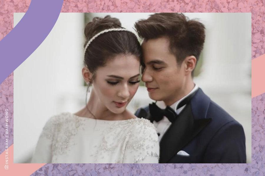 Deretan Makeup Dan Gaun Pernikahan Ala Selebriti Indonesia Salah