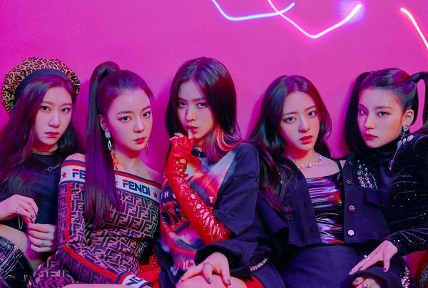 Jumlah Penonton Video Debut Girlband Korea ITZY Kalahkan Rekor IZ*ONE -  Womantalk