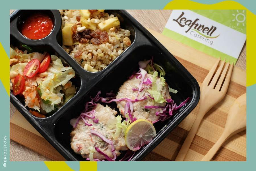 Rekomendasi 4 Katering Makanan Sehat Berbahan Dasar Organik