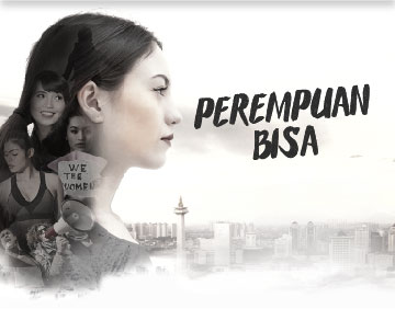 perempuan banner